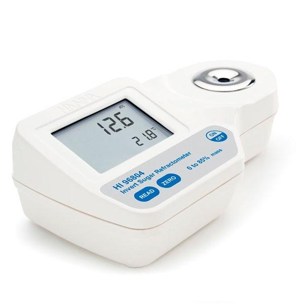 Фото 1 Цифровой рефрактометр HI 96804  для измерений весовых % инвертного сахара