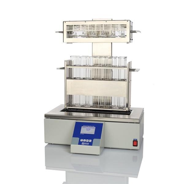 Фото 1 Автоматический инфракрасный дигестор IDU 12 (метод Кьельдаля)