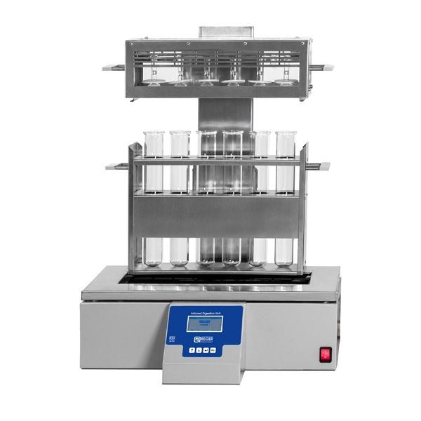 Фото 1 Автоматический инфракрасный дигестор IDU 6 (метод Кьельдаля)