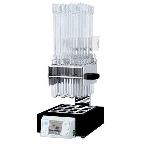 Фото 1 Автоматический дигестор DKL 42/26 по методу Кьельдаля