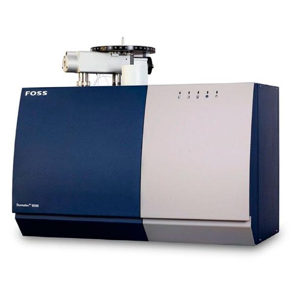 Фото 1 Анализатор белка и азота Dumatec 8000 по методу Дюма