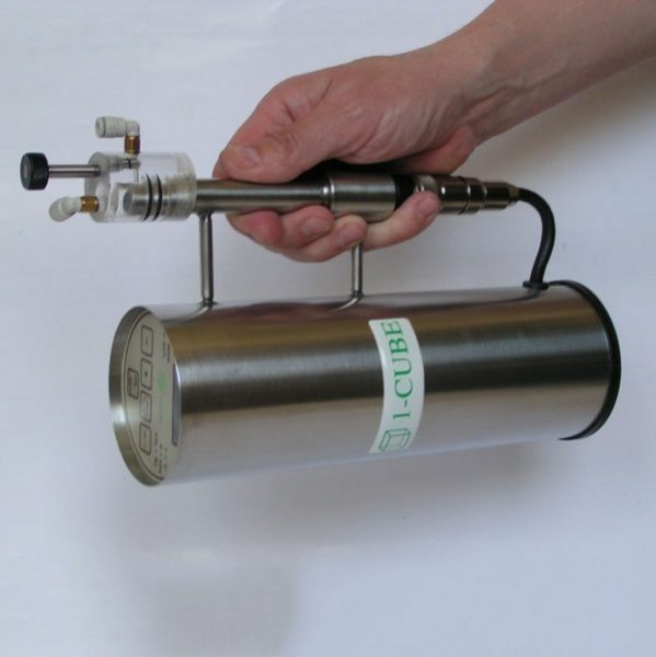Фото 1 Анализатор содержания растворенного кислорода типа OXI