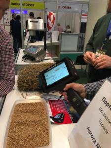 Изображение №2 - Быстрый и точный анализ зерна и кормов с Aurora NIR - Элтемикс Агро