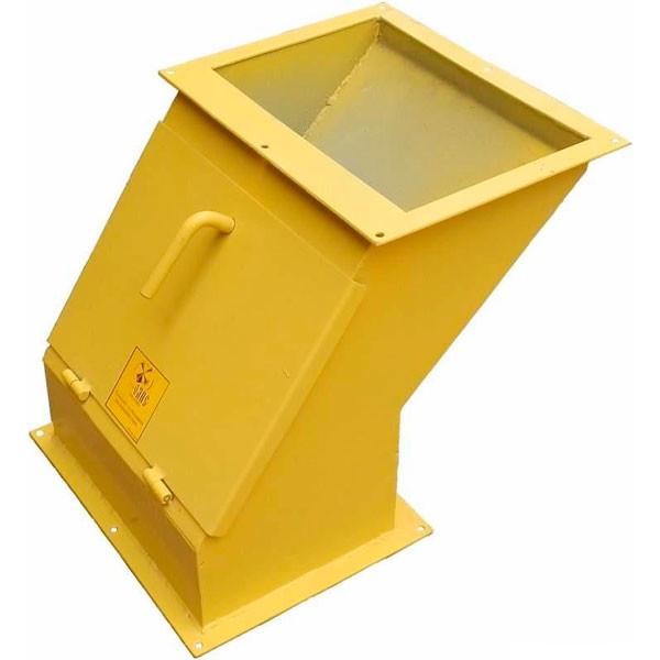 Фото 1 Магнитный сепаратор БМПО для зерна