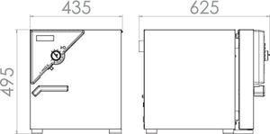 Изображение №1 - Сушильные шкафы ED 23 - Элтемикс Агро