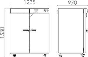 Изображение №1 - Сушильный шкаф FP 720 - Элтемикс Агро