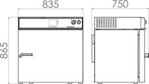Изображение №1 - Сушильный шкаф M 115 - Элтемикс Агро