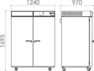 Изображение №1 - Сушильный шкаф M 720 - Элтемикс Агро