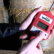 Фото 4 Влагомер тюкованного сена, соломы и силоса Wile 27