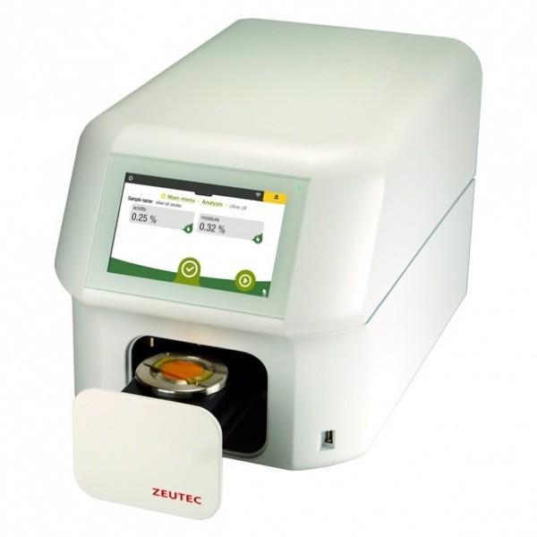 Фото 1 Инфракрасный экспресс анализатор масел и оливок SpectraAlyzer OLIVE