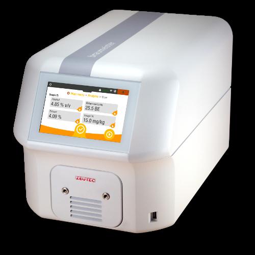 Фото 1 Инфракрасный экспресс анализатор пива и пивных напитков SpectraAlyzer BRAUMEISTER