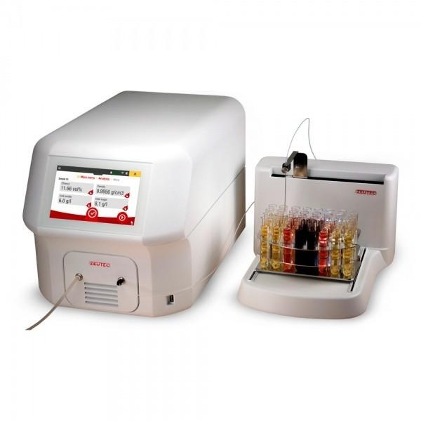 Фото 1 Инфракрасный экспресс анализатор вина SpectraAlyzer Wine