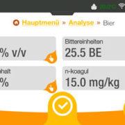 Фото 4 Инфракрасный экспресс анализатор пива и пивных напитков SpectraAlyzer BRAUMEISTER