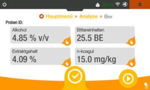 Изображение №1 - Инфракрасный экспресс анализатор пива и пивных напитков SpectraAlyzer BRAUMEISTER - Элтемикс Агро