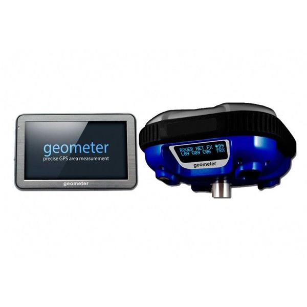 Фото 1 Комплект GNSS с геодезической точностью: Base + Rover RTK L1 + контроллер ГеоМетр S5 Bluetooth