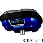 Фото 5 Комплект GNSS с геодезической точностью: Base + Rover RTK L1 + контроллер ГеоМетр S5 Bluetooth