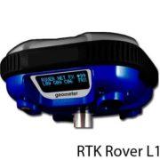Фото 4 Комплект GNSS с геодезической точностью: Base + Rover RTK L1 + контроллер ГеоМетр S5 Bluetooth