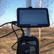 Фото 2 Комплект GNSS с геодезической точностью: Base + Rover RTK L1 + контроллер ГеоМетр S5 Bluetooth