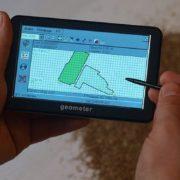 Фото 7 Прибор для измерения площади полей ГеоМетр S5 new Bluetooth