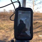 Фото 6 Измеритель площади полей ГеоМетр S5 new (Bluetooth) + ГеоМетр Power Station