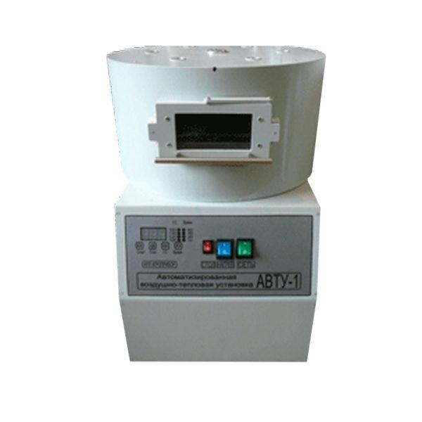 Фото 1 Автоматизированная воздушно-тепловая установка для измерения влажности зерна и зернопродуктов АВТУ-1