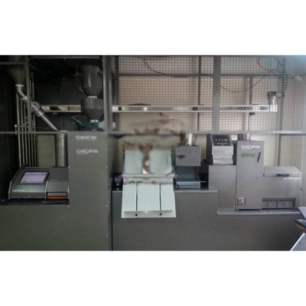 Фото 1 Автоматическая система отбора проб зерна - Сара (S.A.R.A.)