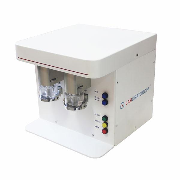 Фото 1 Комплекс для автоматического отмывания клейковины Laboratoroff LGW-3200
