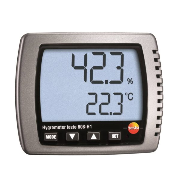 Фото 1 Термогигрометр testo 608-H1