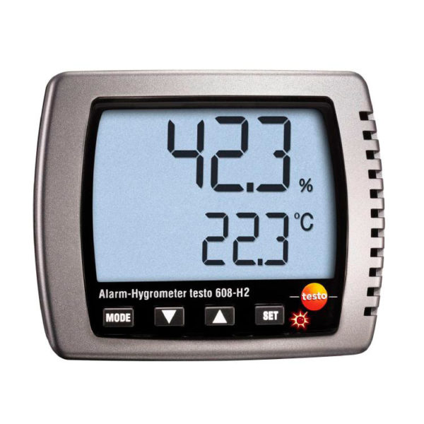 Фото 1 Термогигрометр Testo 608-H2 с функцией сигнализации
