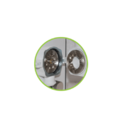 Фото 2 Лабораторная мельница дискового типа Bastak 1650
