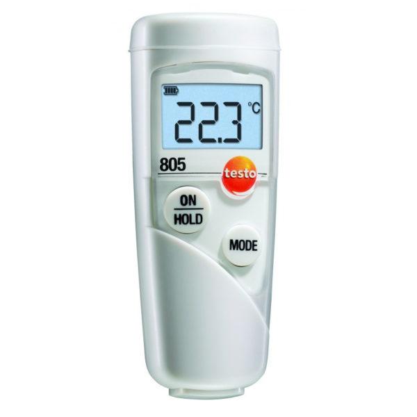 Фото 1 Карманный инфракрасный мини-термометр Testo 805
