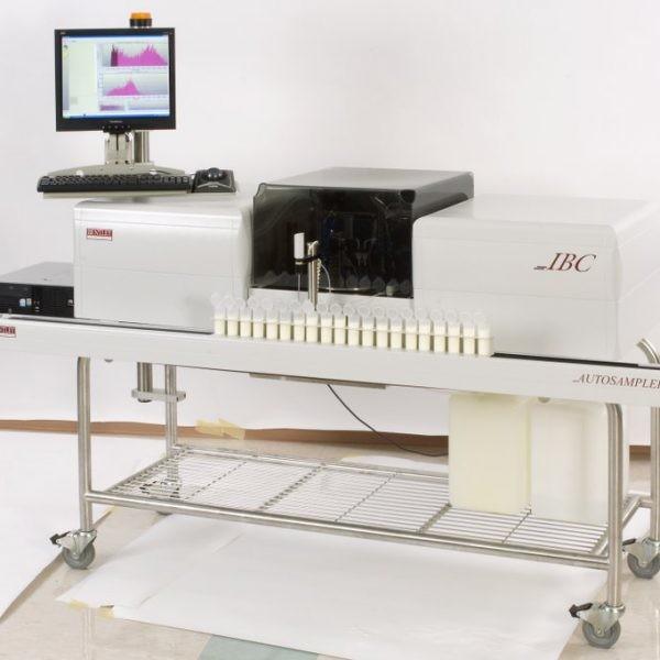 Фото 1 Анализатор бактерий в молоке Bentley BactoCount IBC
