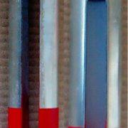 Фото 3 Бур почвенный АМ-16 в комплекте 2 стакана диаметр 55 мм