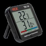 Фото 2 Цифровой термогигрометр RGK TH-14