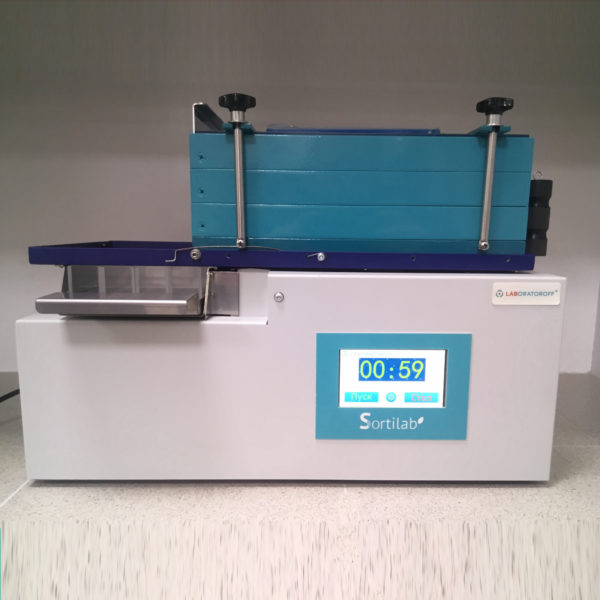 Фото 1 Лабораторная сортировочная машина Laboratoroff Sortilab