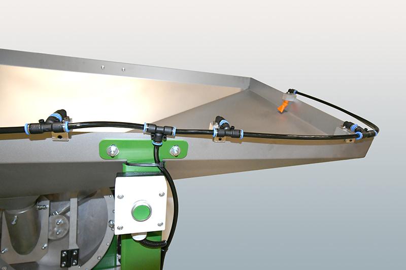 Изображение №1 - Лабораторная молотилка и очиститель Haldrup LT-20 - Элтемикс Агро