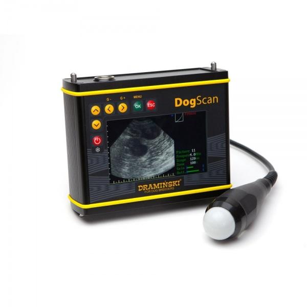 Фото 1 УЗИ сканер DRAMINSKI DogScan