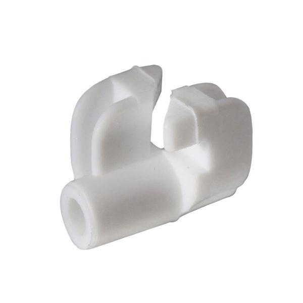 Фото 1 Изолятор пластиковый с высоким уровнем защиты от УФ и низких температур упак.100шт
