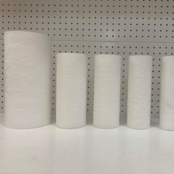 Фото 1 Молочный полимерный фильтр Laboratoroff 5-600