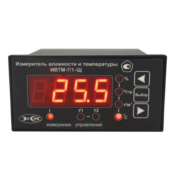 Фото 1 Термогигрометр ИВТМ-7 /1-Щ-2Р (USB)
