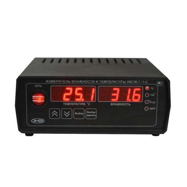 Фото 1 Термогигрометр ИВТМ-7/1-С-2А