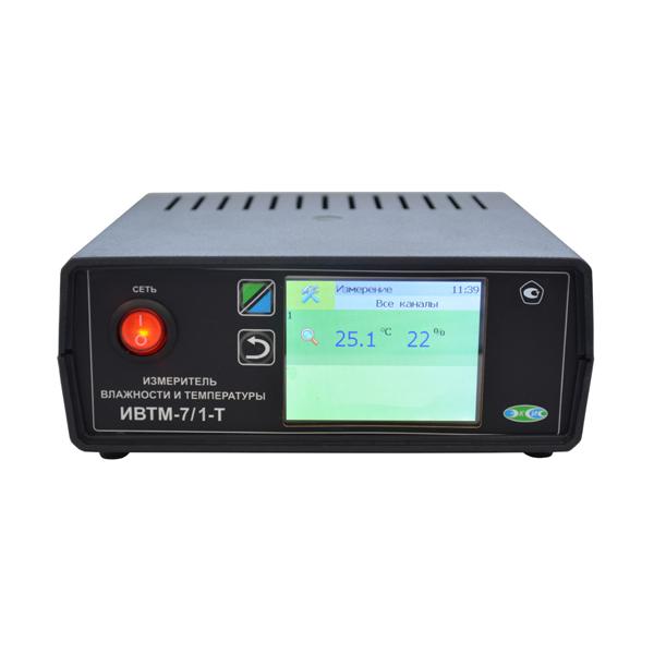 """Фото 1 Термогигрометр ИВТМ-7 /1-Т-4Р-2А (Ethernet, 3"""")"""