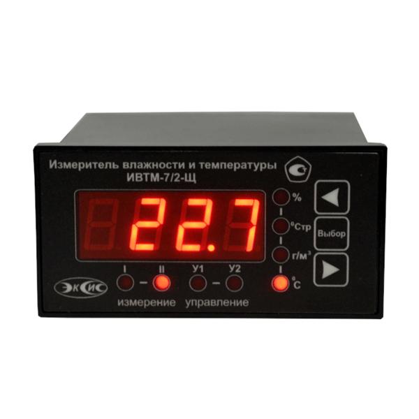 Фото 1 Термогигрометр ИВТМ-7 /2-Щ-1Р-1А-USB