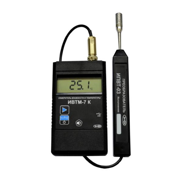 Фото 1 Термогигрометр ИВТМ-7 К с micro-USB