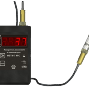 Фото 2 Термогигрометр ИВТМ-7 М-С