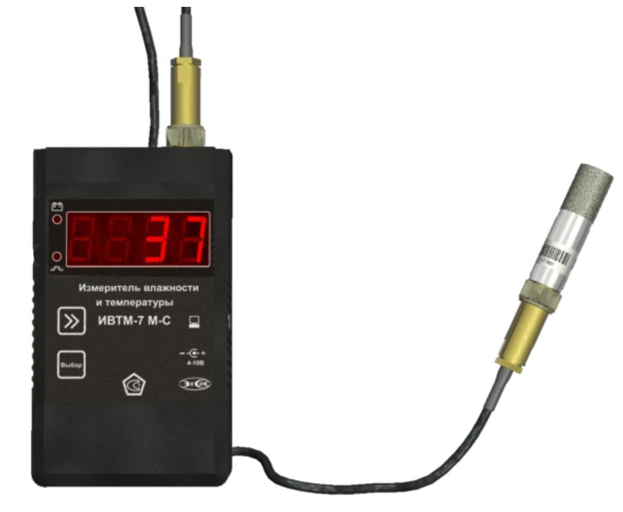 Изображение №1 - Термогигрометр ИВТМ-7 М-С - Элтемикс Агро