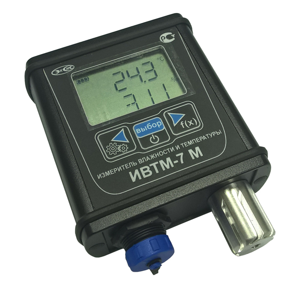 Фото 1 Термогигрометр ИВТМ-7 М 2-Д-В