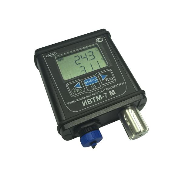 Фото 1 Термогигрометр ИВТМ-7 М 2-В