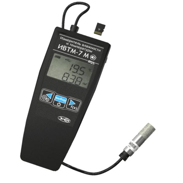 Фото 1 Термогигрометр ИВТМ-7 М 6-Д-1 (в эргономичном корпусе)