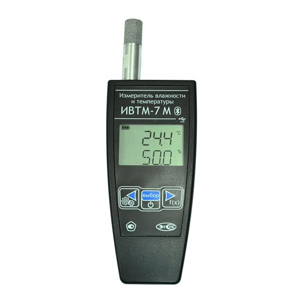 Фото 1 Термогигрометр ИВТМ-7 М 7-Д-1 (в эргономичном корпусе)